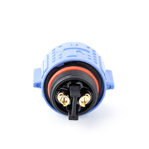 HGLTECH 50A current plug and unplug self-locking waterproof cable connector