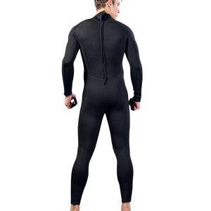 Diving Suit Long Sleeve Wetsuit Male for Swimming Surfing Snorkeling