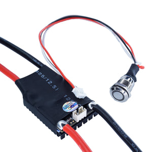 Anti spark Switch Smart Enhanced 200A for Electric Skateboard /Ebike/ Scooter/Robots (4112020963388)