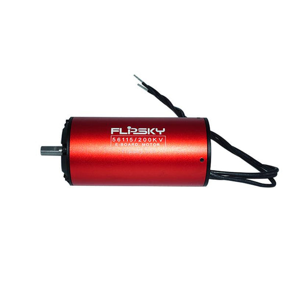 Brushless DC Inrunner Motor 56115 200KV 8KW For Jet Board | Go cart | Hydro | Efoil