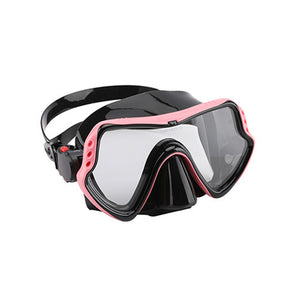 HGLTECH Snorkeling scuba diving Mask Goggles Wide Vision Women Men