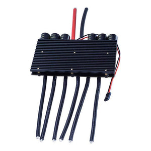 Dual FSESC6.6 Based upon VESC6 with Aluminum Heatsink |HGLTECH ESC