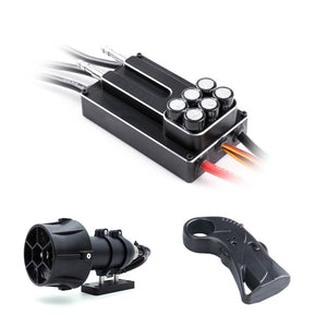 HGLTECH Electric Surfboard kits Underwater Thruster TH60 200AESC WH4 remote control