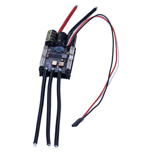 Mini FSESC4.20 50A base on VESC® 4.12 with Aluminum Anodized Heat Sink |HGLTECH ESC
