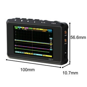 pocket digital oscilloscope 2