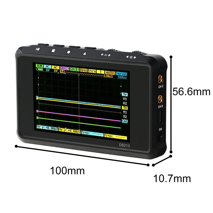 pocket digital oscilloscope 1
