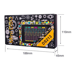 pocket digital oscilloscope 5