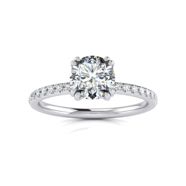 Emilie Double Claw - 0.90ct