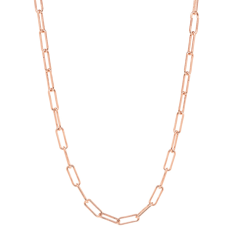 Najo Vista Rose Gold Chain Necklace