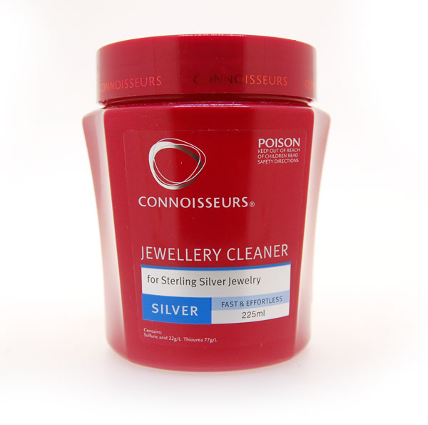 Connoisseurs Silver Jewellery Cleaner (Sterling Silver Jewellery)