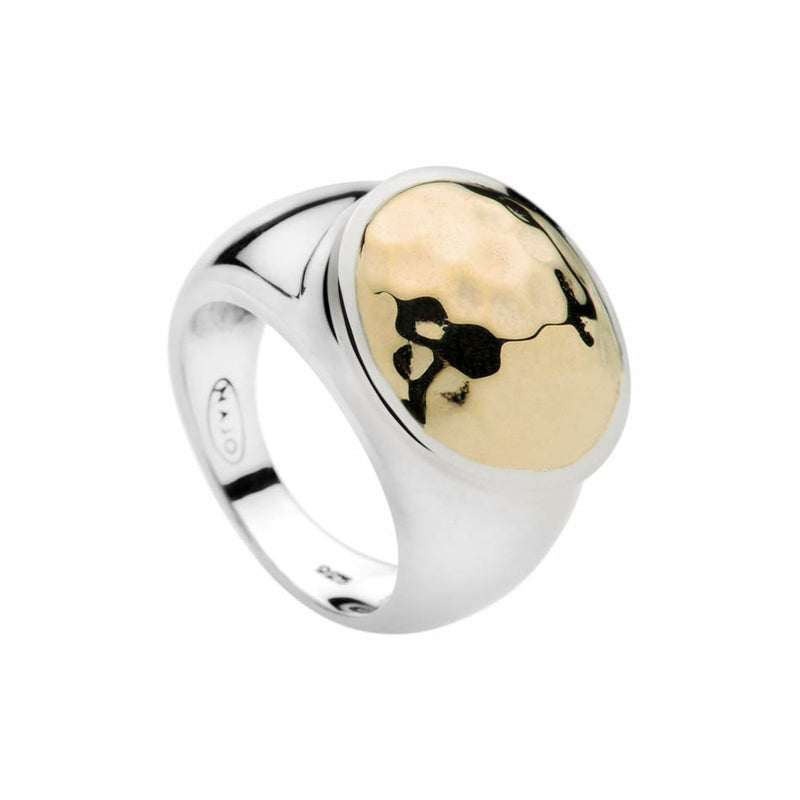 Najo Golden Orb Ring - Medium