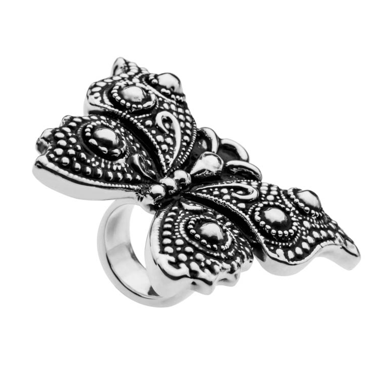 Najo Butterfly Ring - Medium