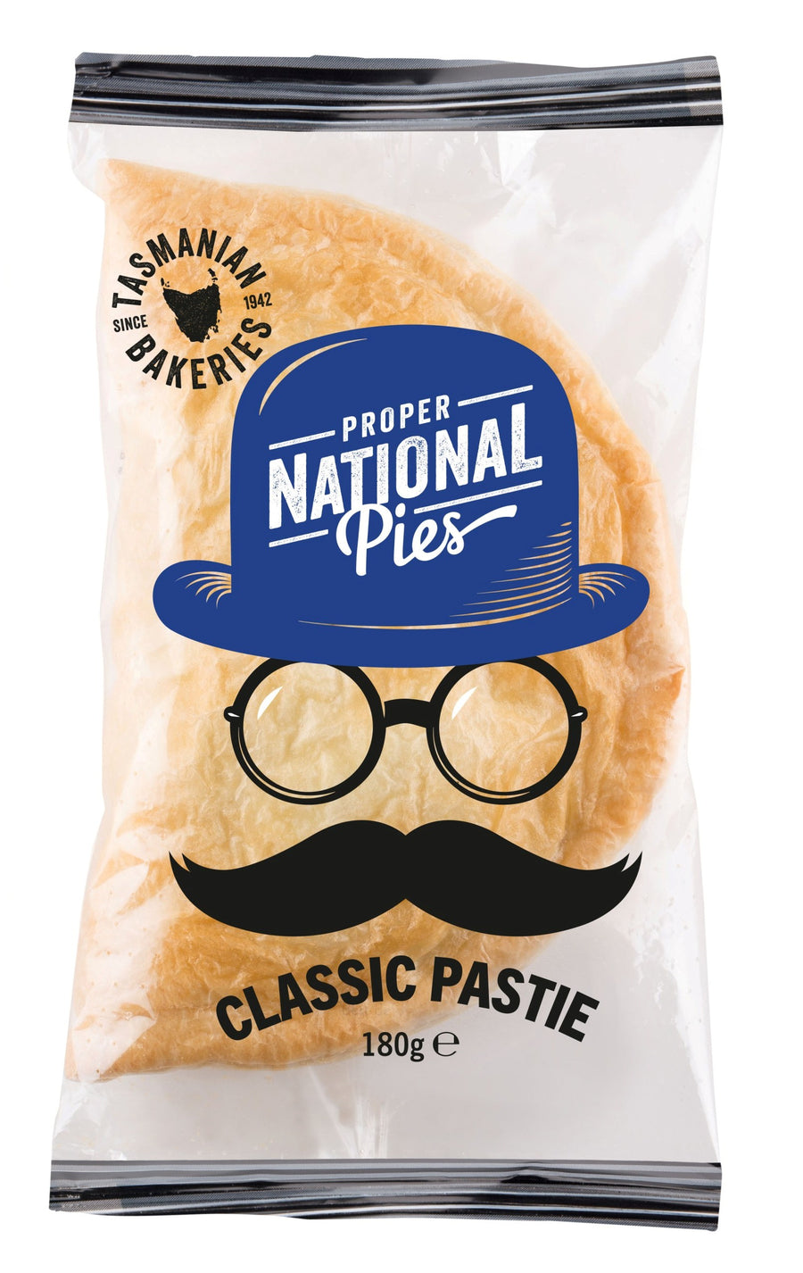 National Pies Classic Pastie 10x180g
