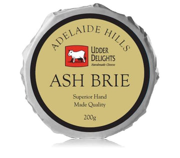 Adelaide Hills Ash Brie 6x200g