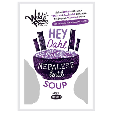 Wild Foodies Nepalese Lentil Soup - Bellco Group Fine Food Distributers