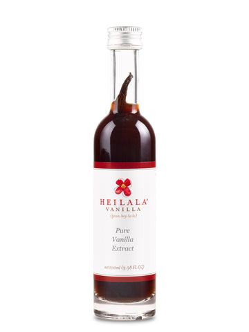 Heilala Pure Vanilla Extract 100ml - Bellco Group Fine Food Distributers