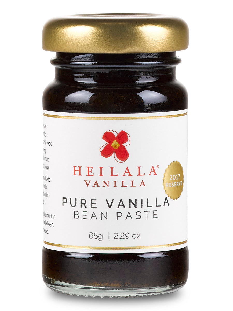 Heilala Vanilla Bean Paste 6x65ml