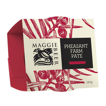 Maggie Beer Pheasant Farm Pate - Bellco Group Fine Food Distributers