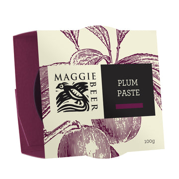 Maggie Beer Plum Paste 9x100g