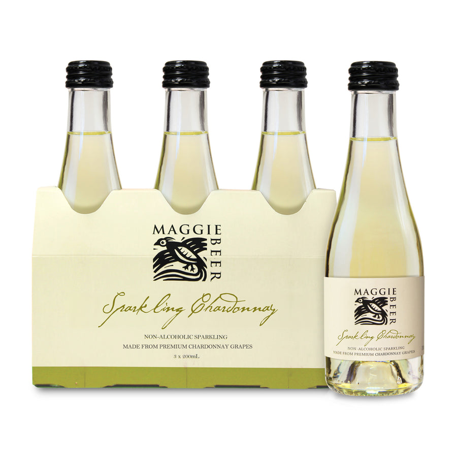 Maggie Beer Sparkling Chardonnay Piccolo 3x200ml