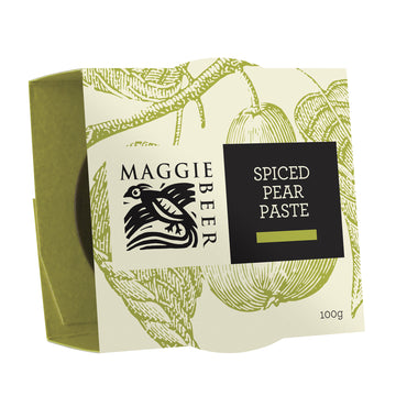 Maggie Beer Spiced Pear Paste 9x100g