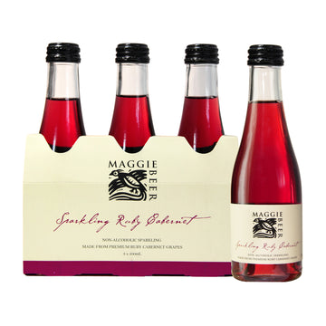 Maggie Beer Sparkling Ruby Cabernet Piccolo 3x200ml