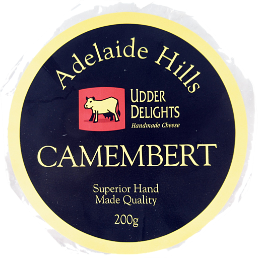 Adelaide Hills Camembert - Bellco Group Fine Food Distributers