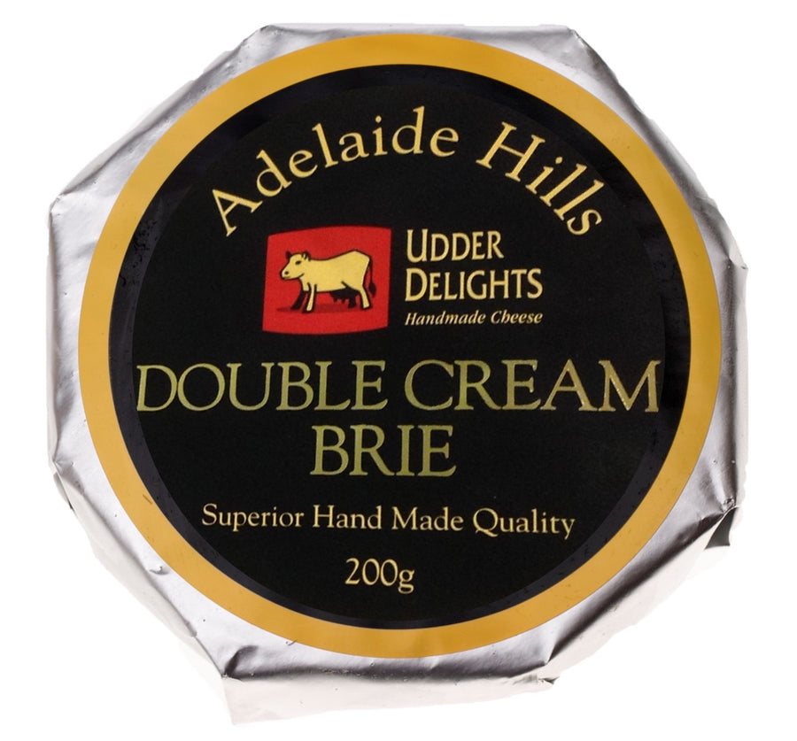 Adelaide Hills Double Cream Brie 6x200g