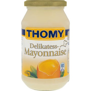 Thomy Mayonnaise - Bellco Group Fine Food Distributers