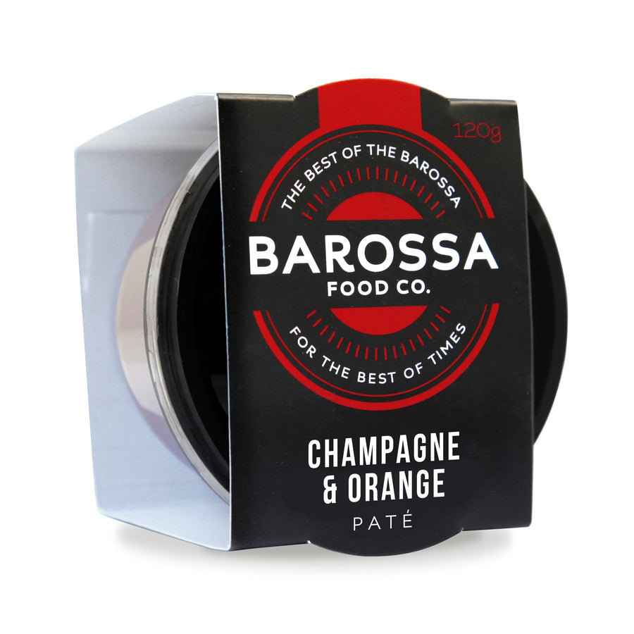 Barossa Champagne Orange Pate - Bellco Group Fine Food Distributers