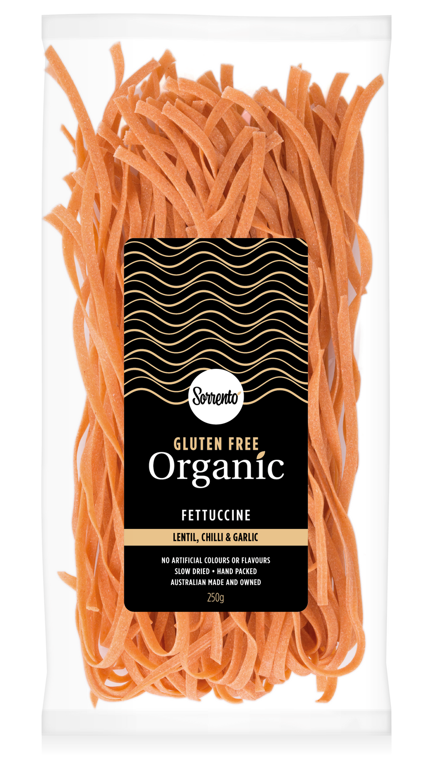 Sorrento Organic & Gluten Free Fettuccine - Bellco Group Fine Food Distributers