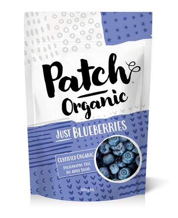 Patch Organic Blueberries - Bellco Group Fine Food Distributers