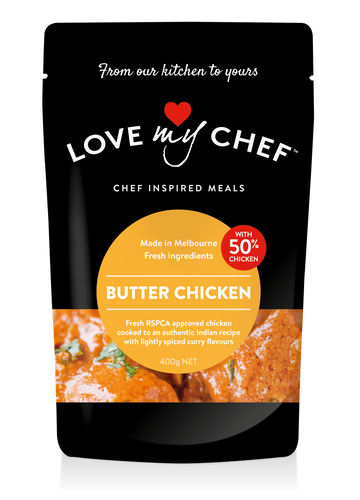 Love My Chef Butter Chicken - Bellco Group Fine Food Distributers