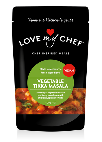 Love My Chef Vegetable Tikka Masala 6x400g