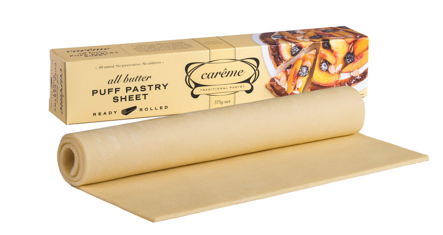 Carême Butter Puff Pastry 12x375g