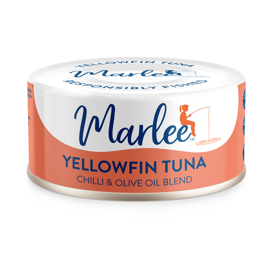 Marlee YellowFin Tuna in Chilli Oil 12x185g