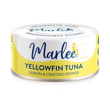 Marlee YellowFin Tuna in Lemon & Cracked Pepper  12x185g
