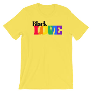 Love is Love Short-Sleeve Unisex Tee