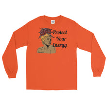 Load image into Gallery viewer, Protect Your Energy Long Sleeve Tee
