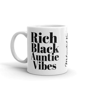 Rich Black Auntie Mug