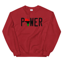 Load image into Gallery viewer, POWER Unisex Sweatshirt