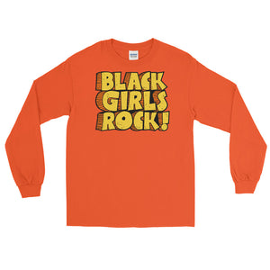Black Girls Rock Long Sleeve Tee