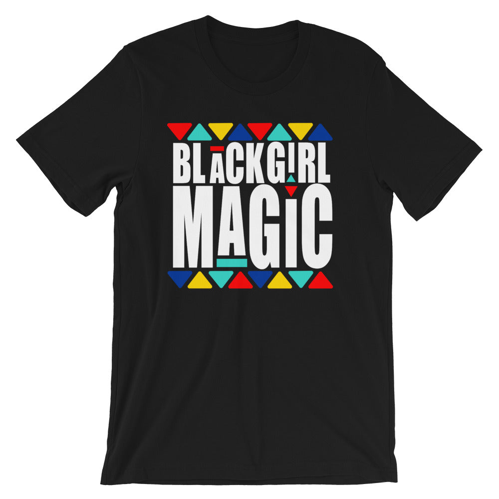 Black Girl Magic Short-Sleeve Unisex Tee