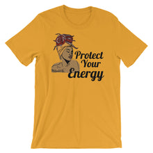 Load image into Gallery viewer, Protect Your Energy Short-Sleeve Unisex Tee