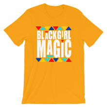 Load image into Gallery viewer, Black Girl Magic Short-Sleeve Unisex Tee