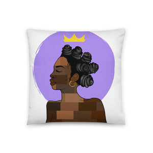 Bantu Queen Basic Pillow