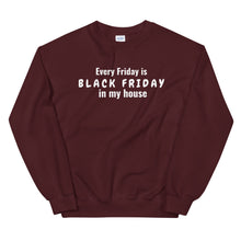 Load image into Gallery viewer, Black Friday Unisex Sweatshirt