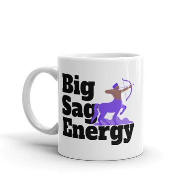 Big Sag Energy Mug