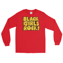 Load image into Gallery viewer, Black Girls Rock Long Sleeve Tee