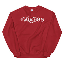 Load image into Gallery viewer, Wig Bae Sweatshirt